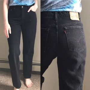Levi's   Vintage 512 Jeans Slim Fit Straight Leg